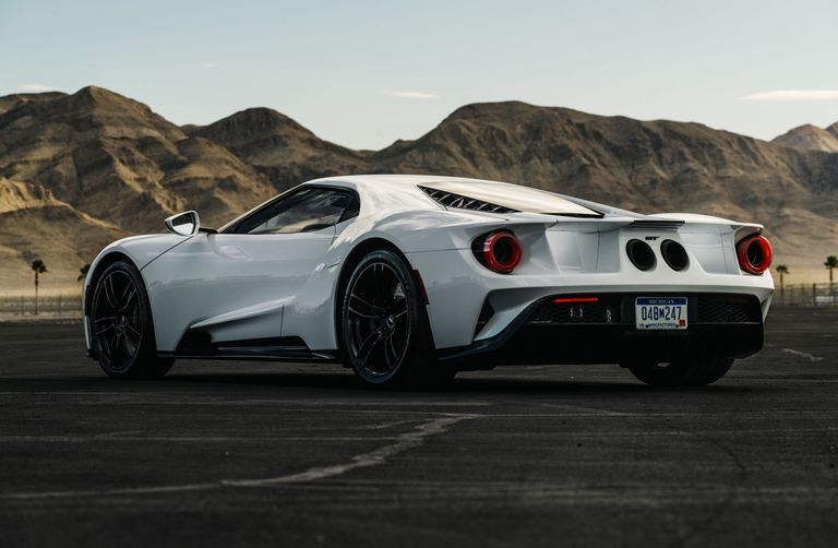 Yes Weve Finally Driven The Ford Gt Heres What Its Like After You Get Behind The Wheel