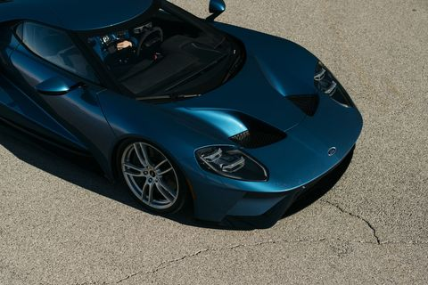 Ford Demands A  Percent Down Payment On The All New Gt Which Starts At  Sheesh