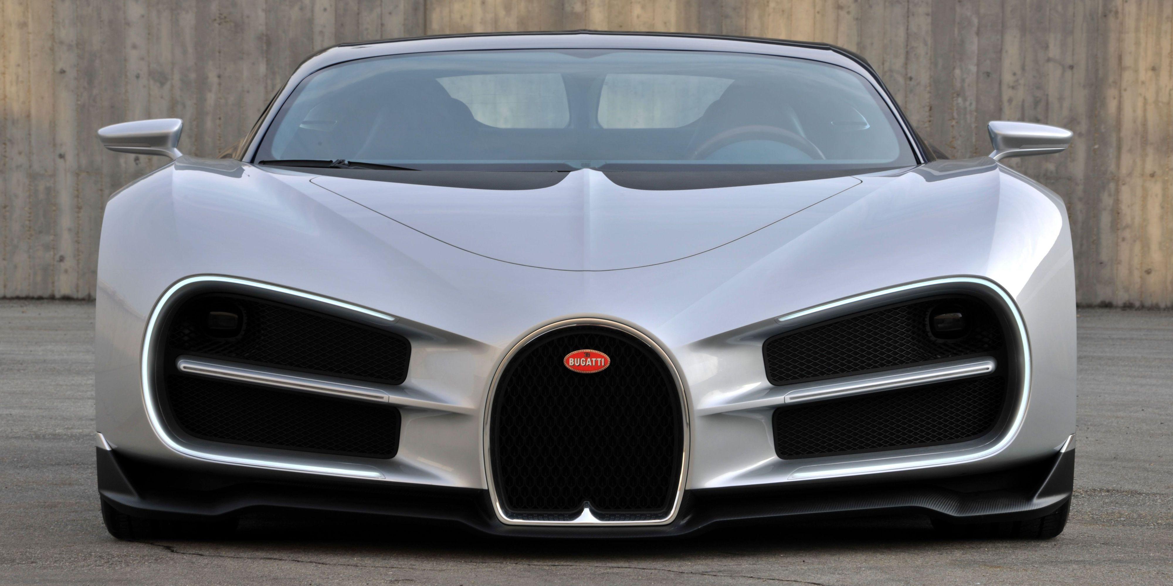 Bugatti's Head Exterior Designer Is Going to Hyundai's Luxury Brand