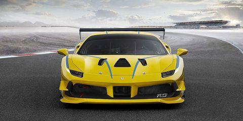 The 488 Challenge Is Ferrari's Latest Expensive Dodgem