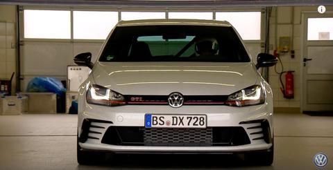 Volkswagen GTI Clubsport S