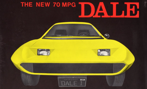 The Outrageous Story of the Dale, A 1970s Three-Wheeled Scam