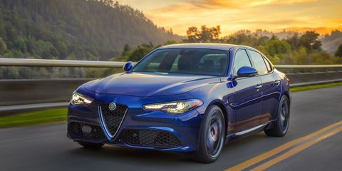 Alfa Romeo Could Bring A HP Giulia Veloce To The US - Alfa romeo model