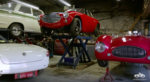 This European Car Shop in Upstate New York Proves the Old-School Still Exists