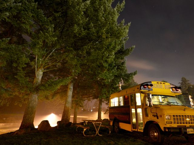 How to Make a School Bus a Home: Welcome to the Wonderful
