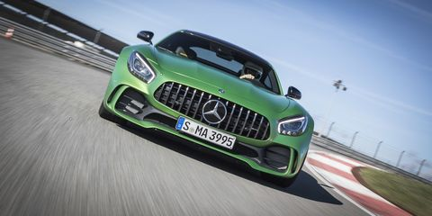 Mercedes-AMG GT R: First Drive