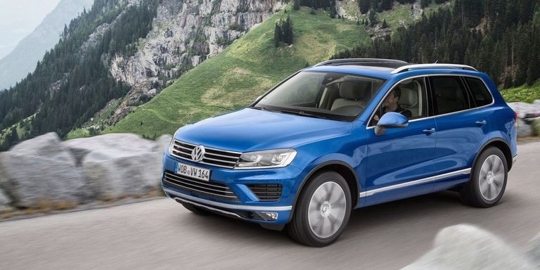 Unique touareg Reviews 2015