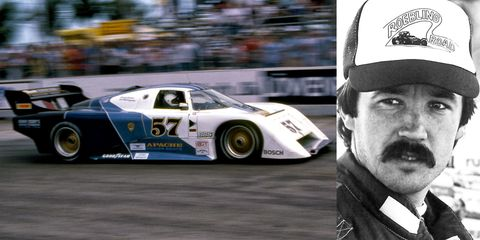 How One Man Funded a Championship Racing Career Through Drug Trafficking