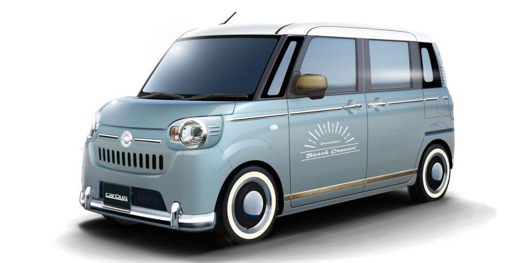 Daihatsu Made A Whopping 11 Concepts For The 2017 Tokyo
