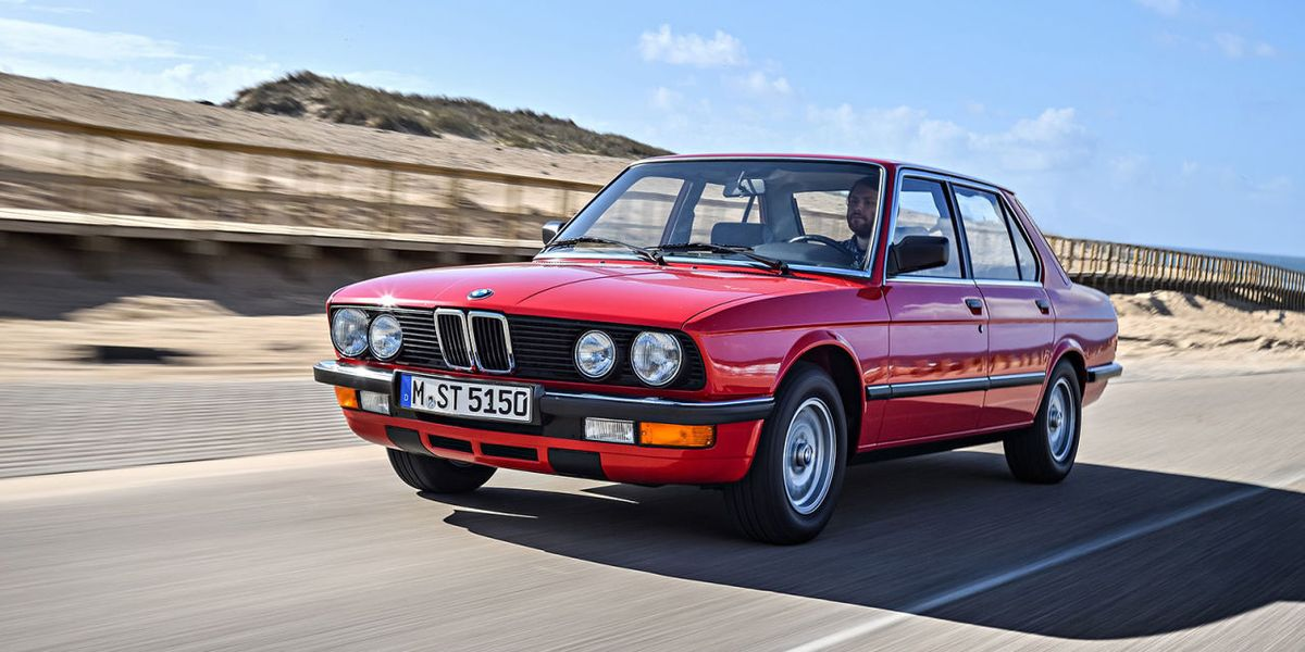 Bmw Only Owned One Computer When It Designed The E28 5 Series
