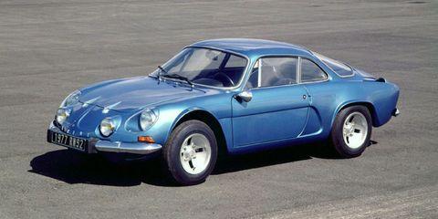 Renault Alpine Set to Make its Return in February