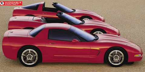 The Corvettes That Don't Get Driven, Sold, or Bought