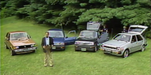 Urgent: Which Of These Is the Best Subcompact of 1982?