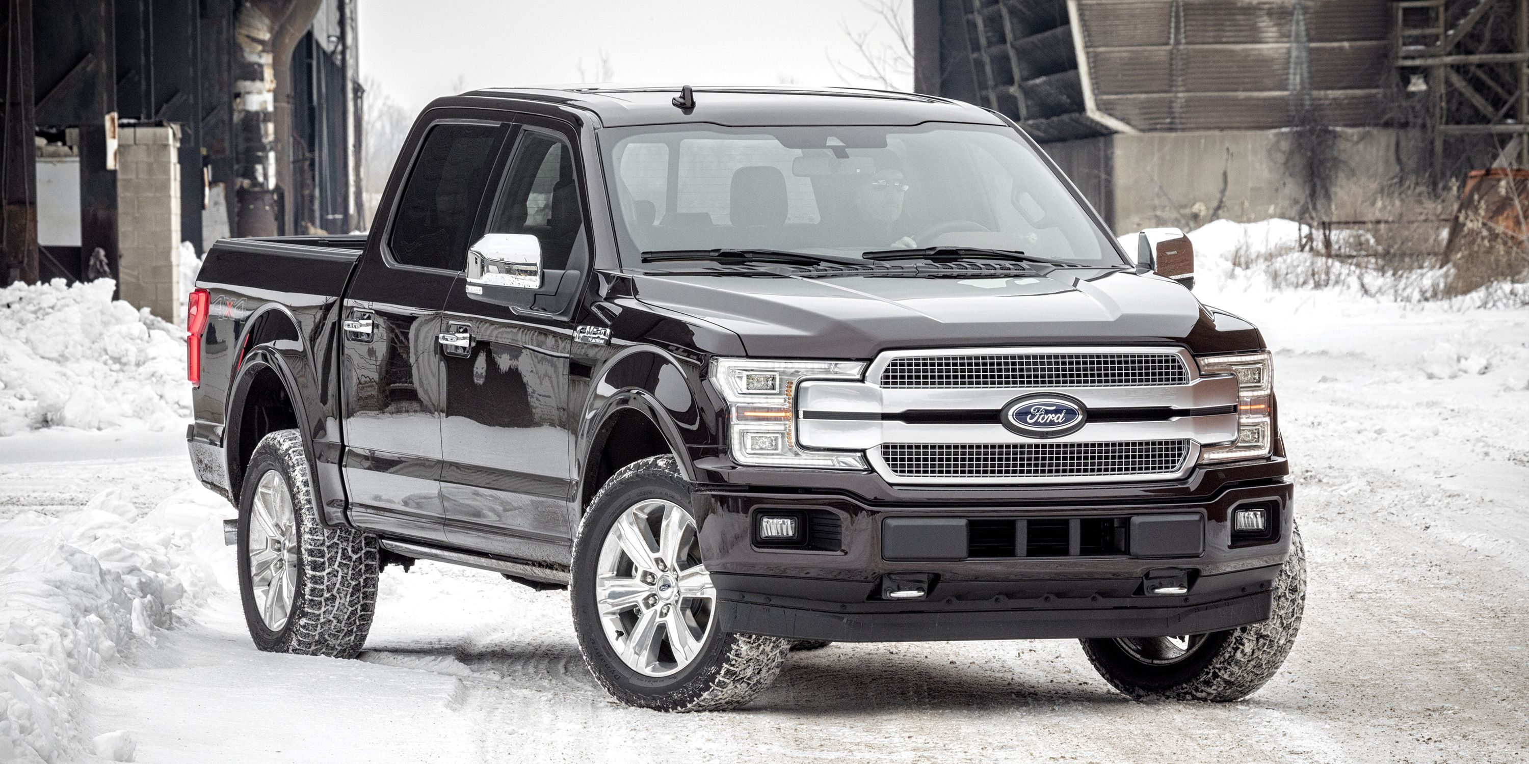 Ford adds a 3 0 liter diesel to the light duty f 150 for 2018