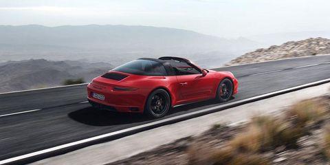 2017 Porsche 911 GTS: Here It Is