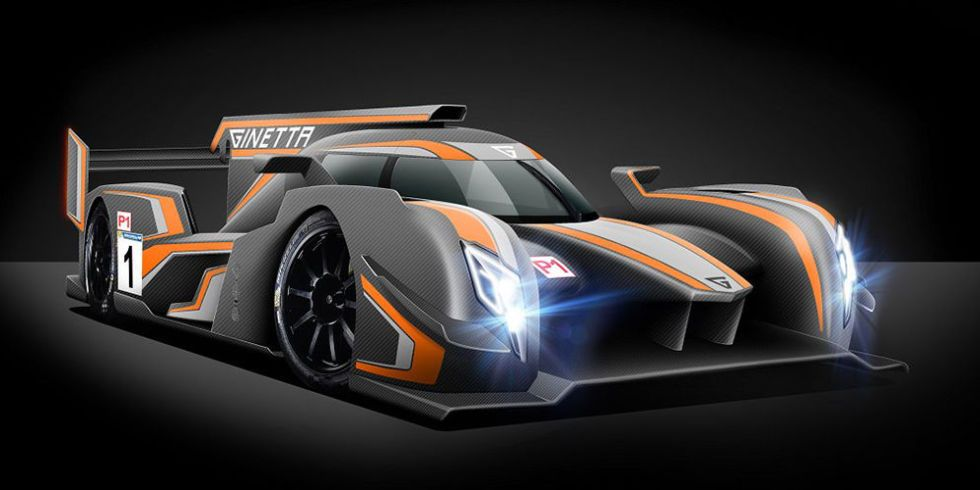 Sonax Amg Mercedes Clrp Lmp1: This British LMP1 Car Will Try To Challenge Porsche And