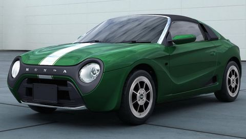 Honda's Tokyo Auto Show Concepts Are Perfect, of Course