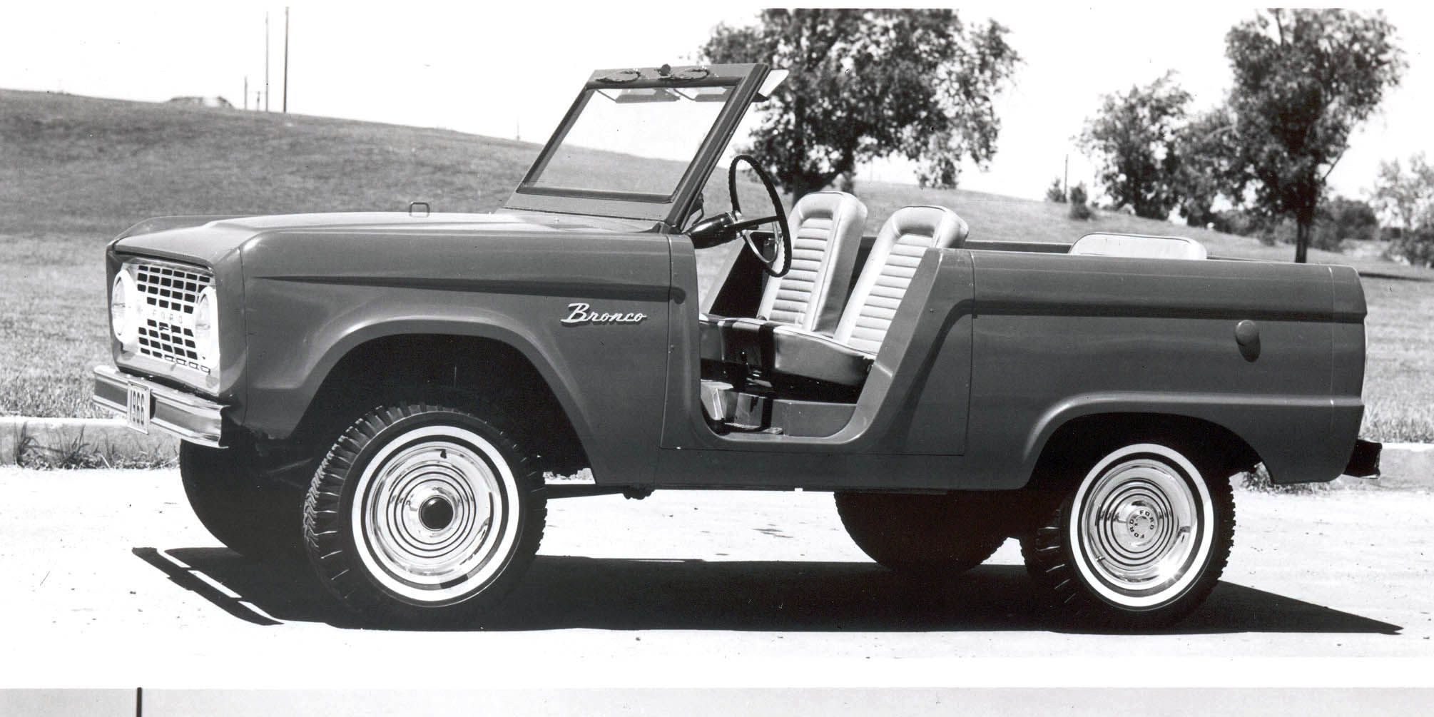 2020 Ford Bronco New And Ranger Get Solid Front Axle 1980 Blue Sounds Like The Will Have A Removable Roof