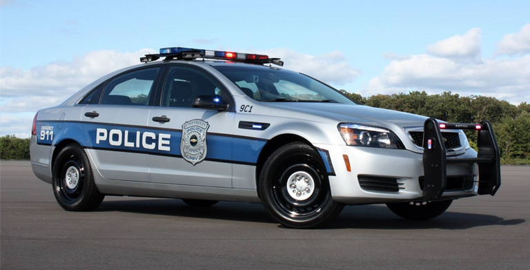 Caprice Police Cars For Sale