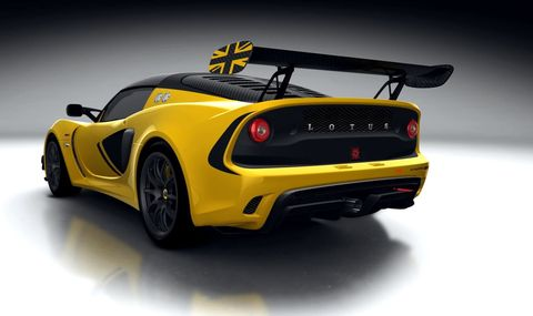 Lotus Will Sell The Track Only Exige Race 380 To Us Customers