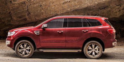 2020 Ford Bronco Ranger Based Four Door Suv