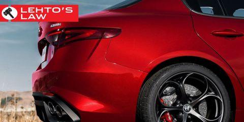 Automotive design, Vehicle, Alloy wheel, Automotive tire, Automotive wheel system, Automotive lighting, Rim, Red, Car, Automotive exterior,