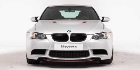 Nows Your Chance to Own the Rarestand CoolestBMW M3 Sedan Ever Made