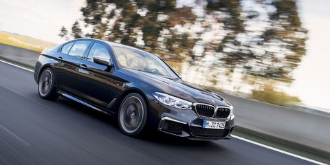 The Next BMW M5 Is Rumored to Do 0-62 MPH in 3.5 Seconds