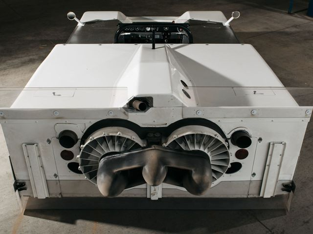 Jim Hall and the Chaparral 2J: The Story of America's Most