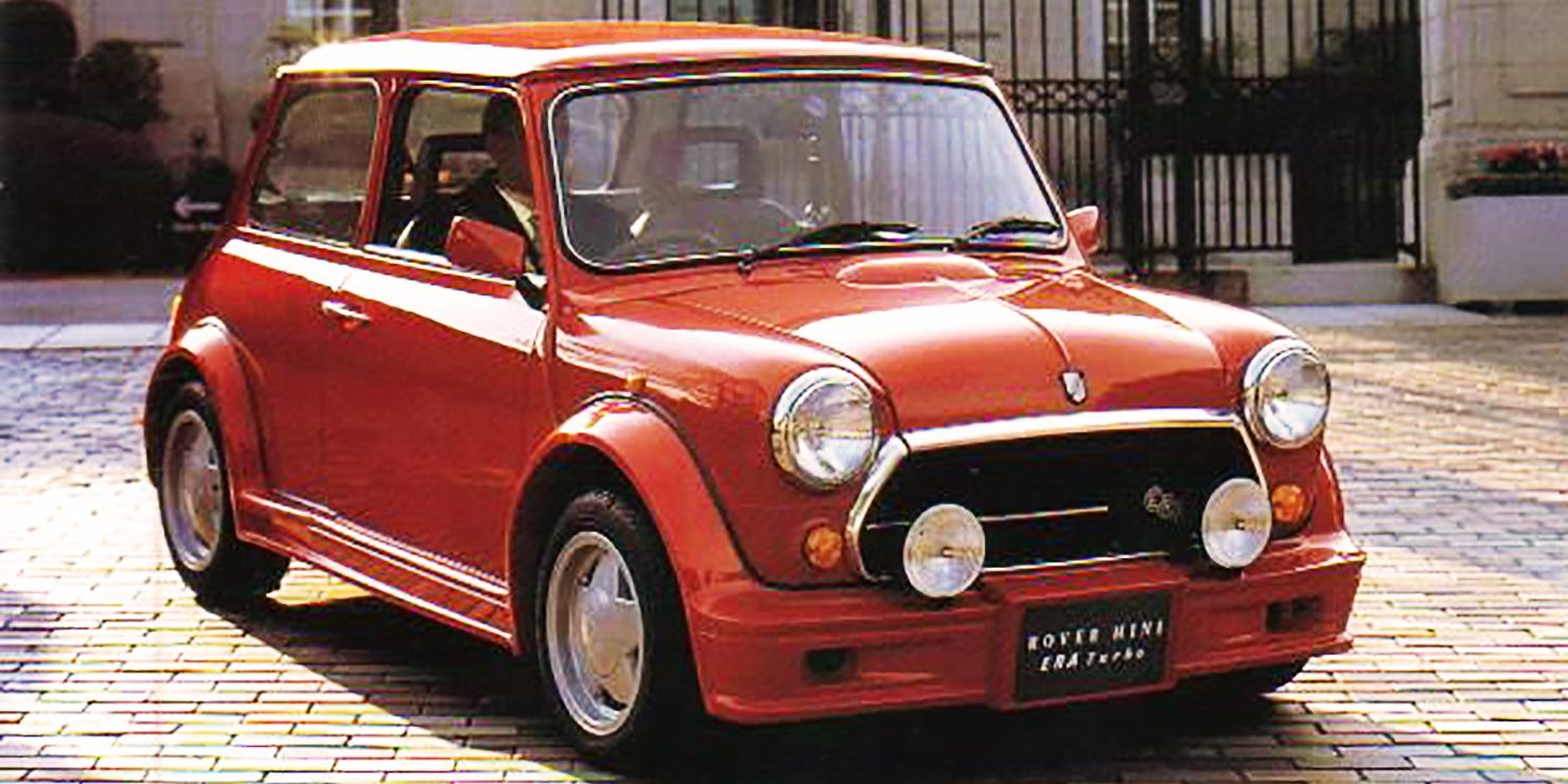 How a Failed British Race Car Company Built Wild Turbo Minis in 1989