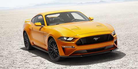 Here S Why We Think The 2018 Mustang Gt Could Make 455 Horse