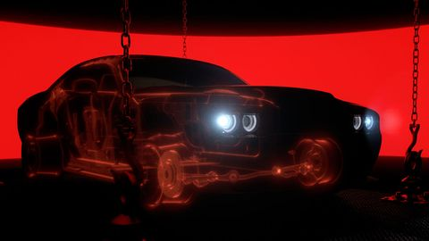 Motor vehicle, Automotive design, Automotive lighting, Red, Fender, Automotive exterior, Light, Bumper, Automotive light bulb, Luxury vehicle,