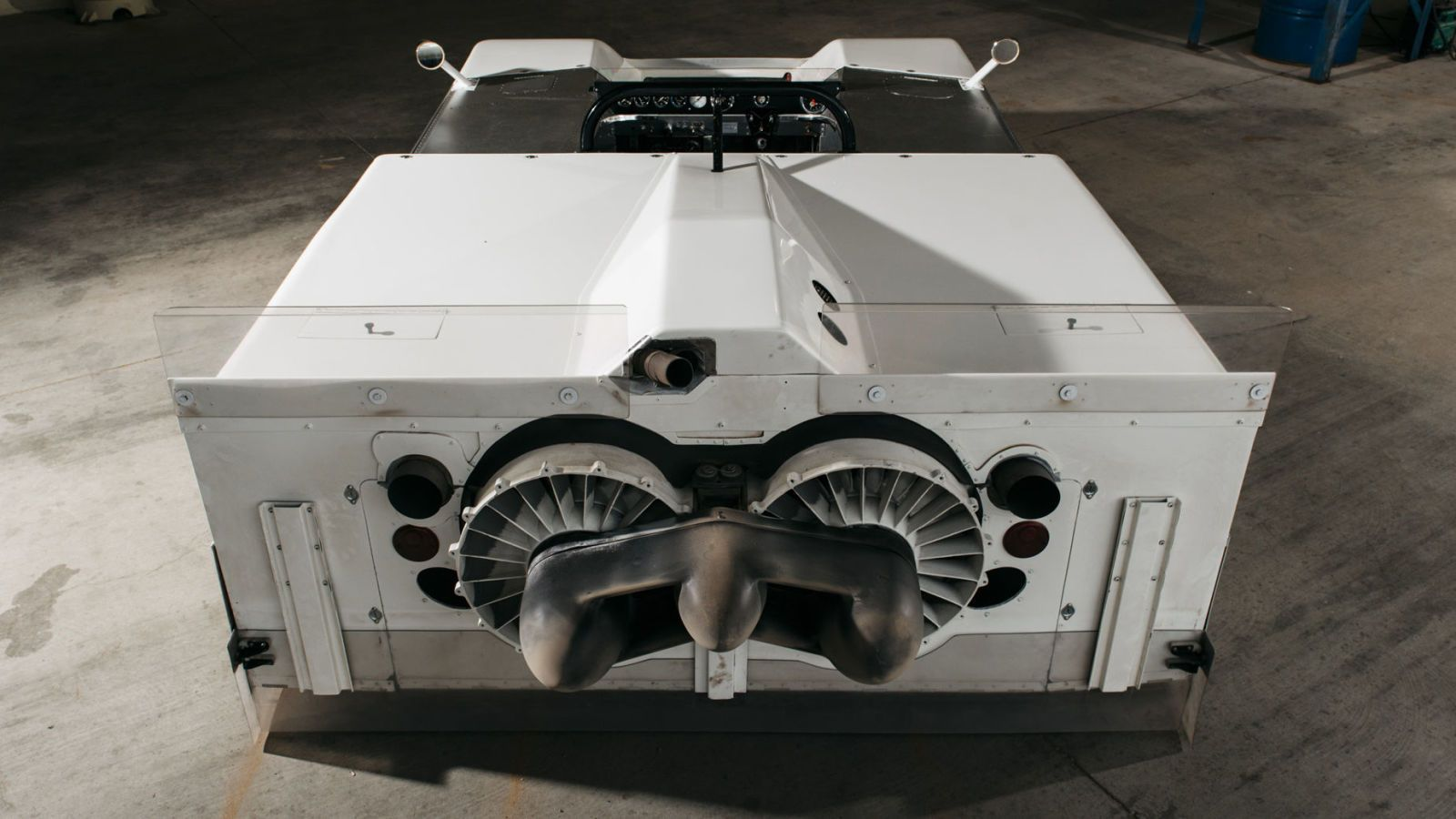 Jim Hall and the Chaparral 2J: The Story of America's Most Extreme Race Car
