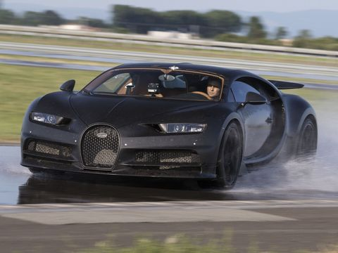 Chiron: The Inside Story of Bugatti's 1500 HP, 261 MPH Supercar