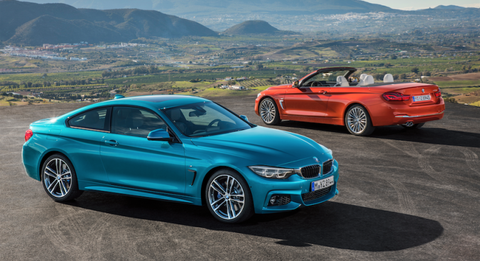 Image Bmw The 4 Series