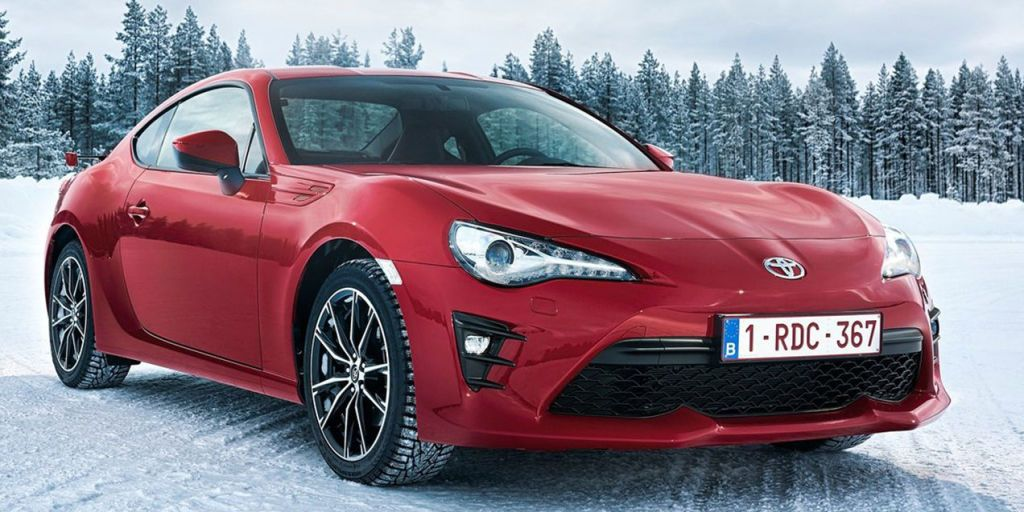 Car Auction Apps >> How the Scion FR-S Became the Toyota 86