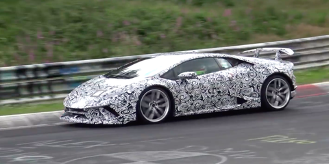 Lamborghini Huracan Performante Will Beat the Aventador SV at the 'Ring