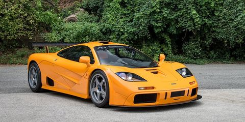 Drool Over Every Detail of the McLaren F1 LM