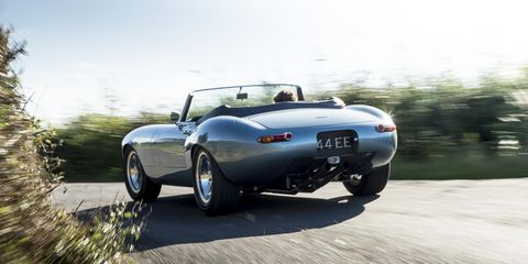 Why Spend Your Money on Anything Else When the Eagle Spyder GT Exists?