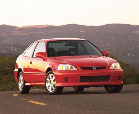 1999 - 2000 Honda Civic Si Buyer's Guide - Honda Civic Si
