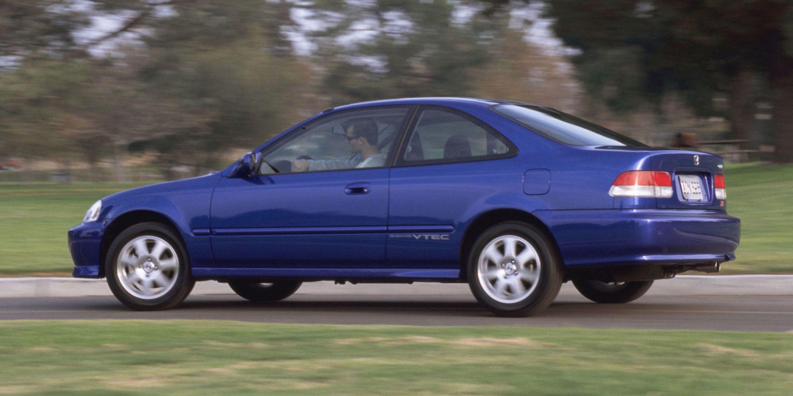 Image. Honda
