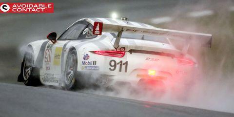 Porsche 911 RSR Petit Le Mans