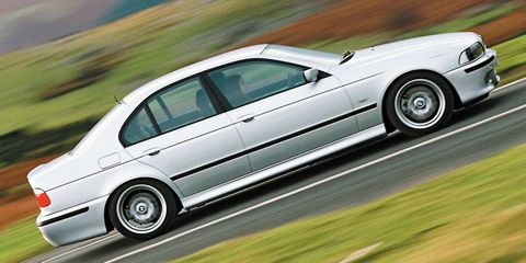 The Story Behind BMW's Best 5-Series