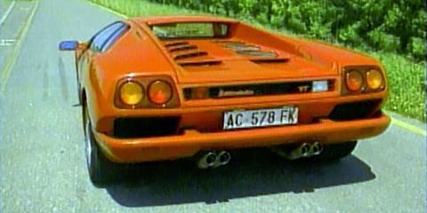 The Diablo Vt Took The Challenge Out Of Driving A Lamborghini