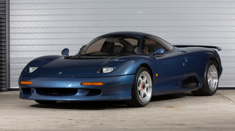 Nows Your Chance To Own Jaguars Best Forgotten Supercar - Best sports car to own
