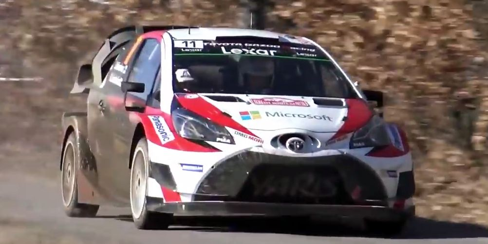The Regular Toyota Yaris Isn\'t Exciting, but the WRC Version Is Bonkers