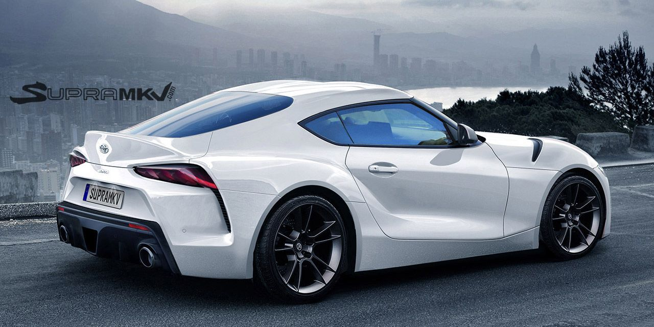 2018 Toyota Supra Fan Concept - What We Hope the New Toyota Supra ...