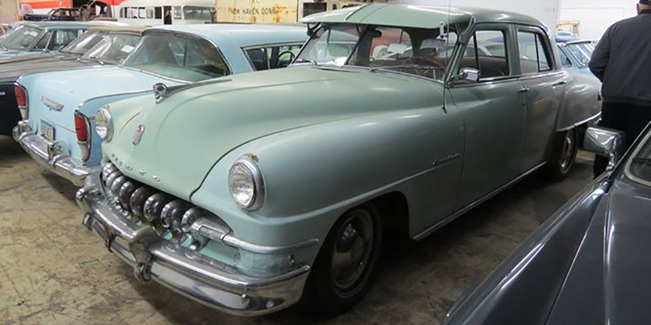 One Man\'s Collection of 700 Unusual Cars Is Going Up for Auction