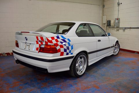 Looking for a Brand-New Sports Car? How About This 100-Mile 1995 BMW ...