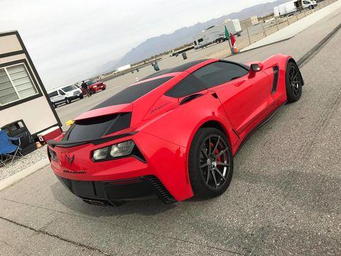 Corvette Callaway aerowagon